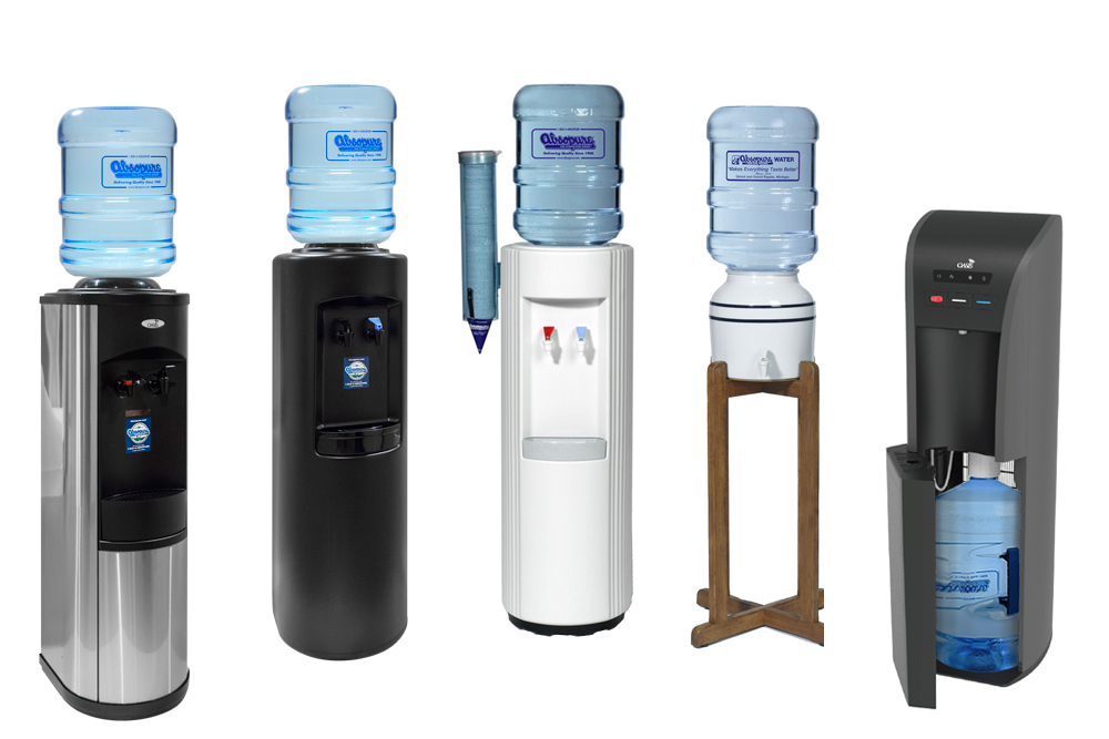 home water coolers absopure